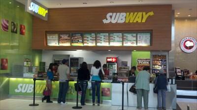 Food Court Solano Mall