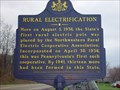 Image for Rural Electrification, Crawford County