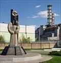 Image for Monument in honour of the liquidators - Chernobyl, Ukraine