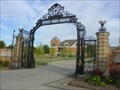 Image for Mercyhurst College Main Gate - Erie, PA