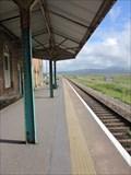 Image for Borth Trainline, Ceredigion, Wales, UK