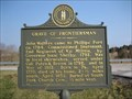 Image for South Fork Baptist Church/Grave of Frontiersman
