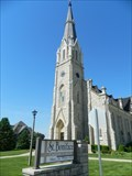 Image for St. Boniface Church - St. Boniface of New Vienna Historic District - New Vienna, Iowa