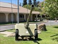 Image for Field Artillery at Legion Hall, Fresno, CA