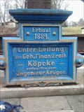 Image for Oschuetztalviadukt - 1884  -   Weida, Thuringia, Germany