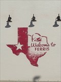 Image for Welcome to Ferris - Ferris, TX