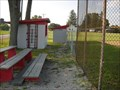 Image for Baseball Field at Earl Farrington Memorial Park, Corunna, Indiana