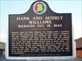 Image for HANK AND AUDREY WILLIAMS - Andalusia, AL