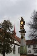 """Image for Franciscan Church """"St. Maria in der Au"""" - Lucerne, Switzerland"""