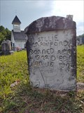 Image for Stillie Crawford ~ Solomon's Temple Missionary Baptist Cemetery, Blair's Gap, Tennessee.