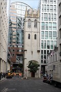 Image for St Alban's Church Tower - Wood Street, London, UK