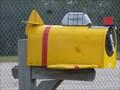 Image for Aeroplane Maibox - Kissimmee, Florida, USA.
