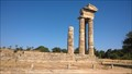Image for The Temple Of Apollo, Rhodos, Greece