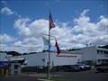 Image for Hood Dairy's Nautical Flagpole - Agawam, MA