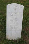 Image for William Paul Simpson - Denton, TX