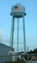 Image for Municipal Water Tower, Beaufort, North Carolina