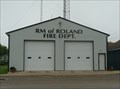 Image for R.M of Roland Fire Dept.
