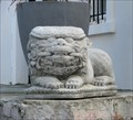 Image for Lion Statues in Bo-Kaap - Cape Town, South Africa