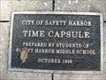 Image for Safety Harbor Time Capsule - FL
