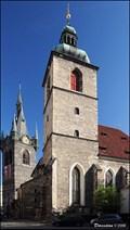 Image for Church of St. Henry and St. Cunigund / Kostel Sv. Jindricha a Sv. Kunhuty (Prague)