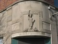 Image for Limestone carving of the Statue of Liberty - Chicago, IL