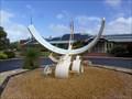"""Image for """"Denmark Time"""" Sundial - Denmark,  Western Australia"""