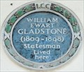 Image for William Ewart Gladstone - Carlton House Terrace, London, UK