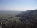 Image for Sicht von Burg Neukastel - Leinsweiler/Germany