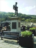 Image for Ironbridge War Memorial, Shropshire UK