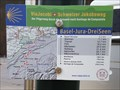 Image for Way of St. James Marker Tramway Station - Flüh, SO, Switzerland