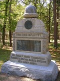 Image for 33rd Ohio Infantry Monument ~ Chickamauga Georgia