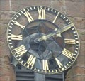 Image for Clock, All Saints Church, Shelsley Beauchamp, Worcestershire, England