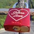 Image for Love Padlocks at the Victory Column - Berlin, Germany