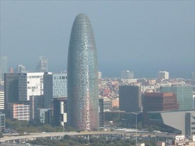 veritas vita visited Torre Agbar