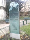 Image for Stela to the memory of deported Jewish children - Paris( 6th arrond.), France