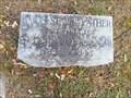 Image for Pvt Amos Starkweather - Wheatville Cemetery - Alabama, NY
