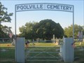 Image for Poolville Cemetery - Poolville, TX
