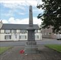 Image for Memorial Obelisk - Ferrybridge, UK