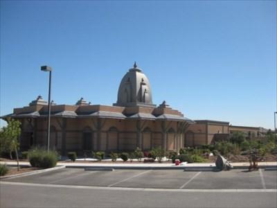 Hindu Temple Of Las Vegas Las Vegas Nevada Hindu Temples On Waymarking Com