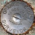 Image for Orange County Surveyor 1A-101-68 Benchmark - Los Alamitos, CA
