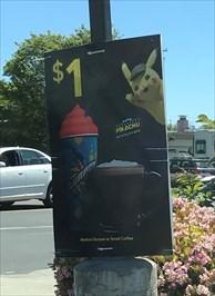 Pikachu At 7 Eleven Santa Clara Ca Pikachu Sightings On