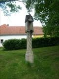 Image for Pozdne gotická boží muka - Kamenný Újezd, okres Ceské Budejovice, CZ