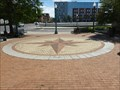 Image for Erie Blvd W Compass Rose - Syracuse, NY