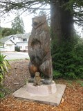 Image for Bear Carving - Forest Knolls, CA