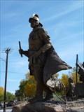 Image for Don Juan de Oñate - La Jornada - Albuquerque, New Mexico