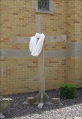 Image for Immaculate Conception Church Cross - Owensville, MO