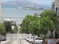 Image for Alcatraz from Hyde Street - Sunday Strip - San Francisco, CA
