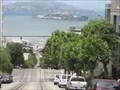 Image for Alcatraz from Hyde Street - Sunday Strip - San Francisco, CA
