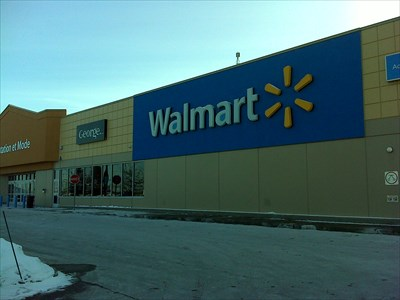 WalMart Mega-Centre Ste-Dorothu00e9e - Laval Quu00e9bec Canada - Free Overnight RV Parking Locations ...