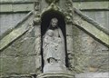 Image for Madonna And Child On Parish Church - Chesterfield, UK